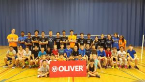 CAMP DE BADMINTON PXKNIGHTS ÉTÉ 2019